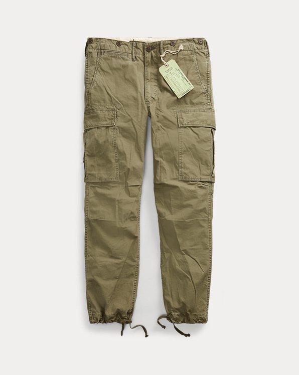 Cotton Surplus Cargo Pant