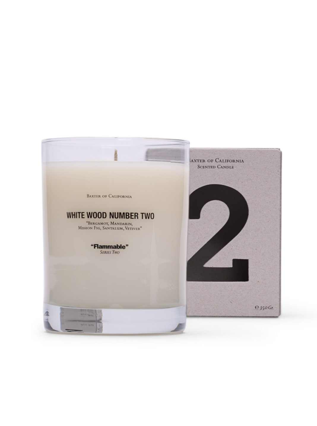 Baxter Wood Candle 2