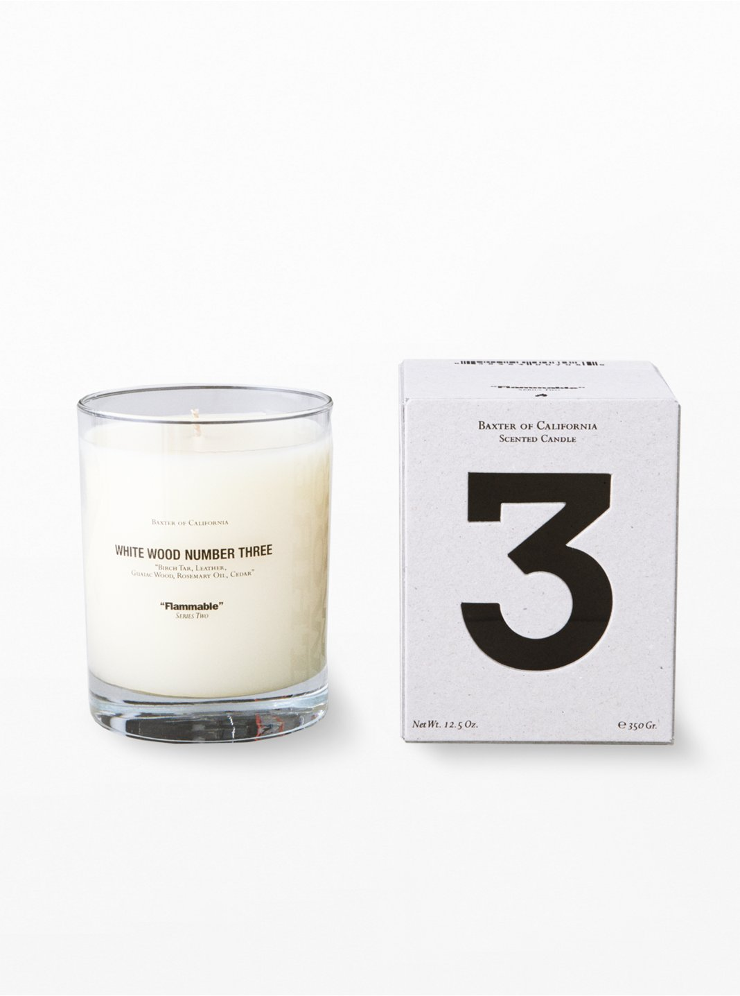Baxter Wood Candle 3