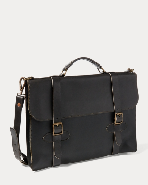 RRL Leather Corbin Briefcase 2 ce2efddd00157