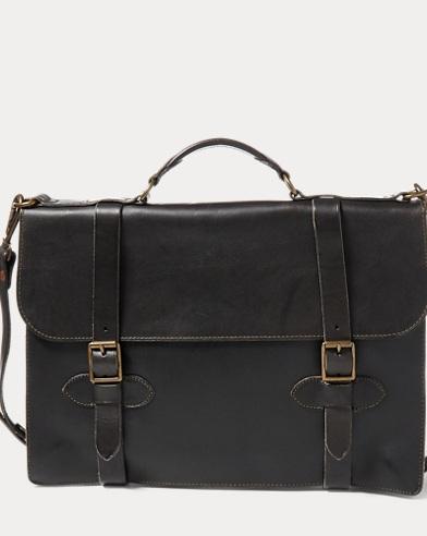 Leather Corbin Briefcase
