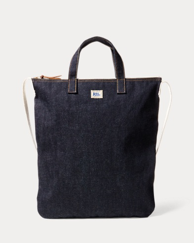 Selvedge Denim Tote