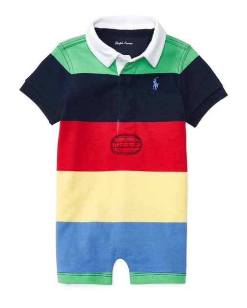 1b5416bbae64 Striped Cotton Rugby Shortall