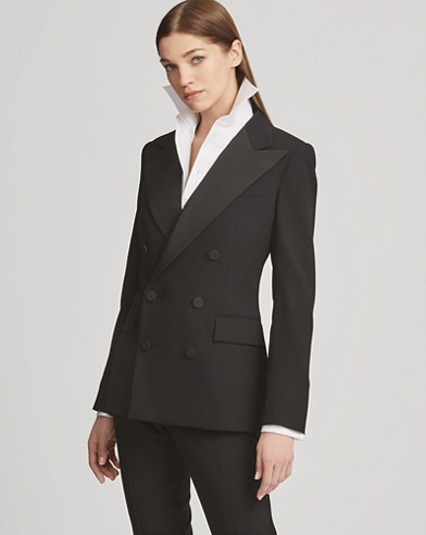 The Stretch Wool Tuxedo