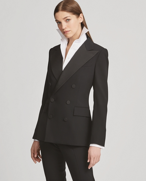 c830b5c5d3b Collection Apparel The Stretch Wool Tuxedo 1