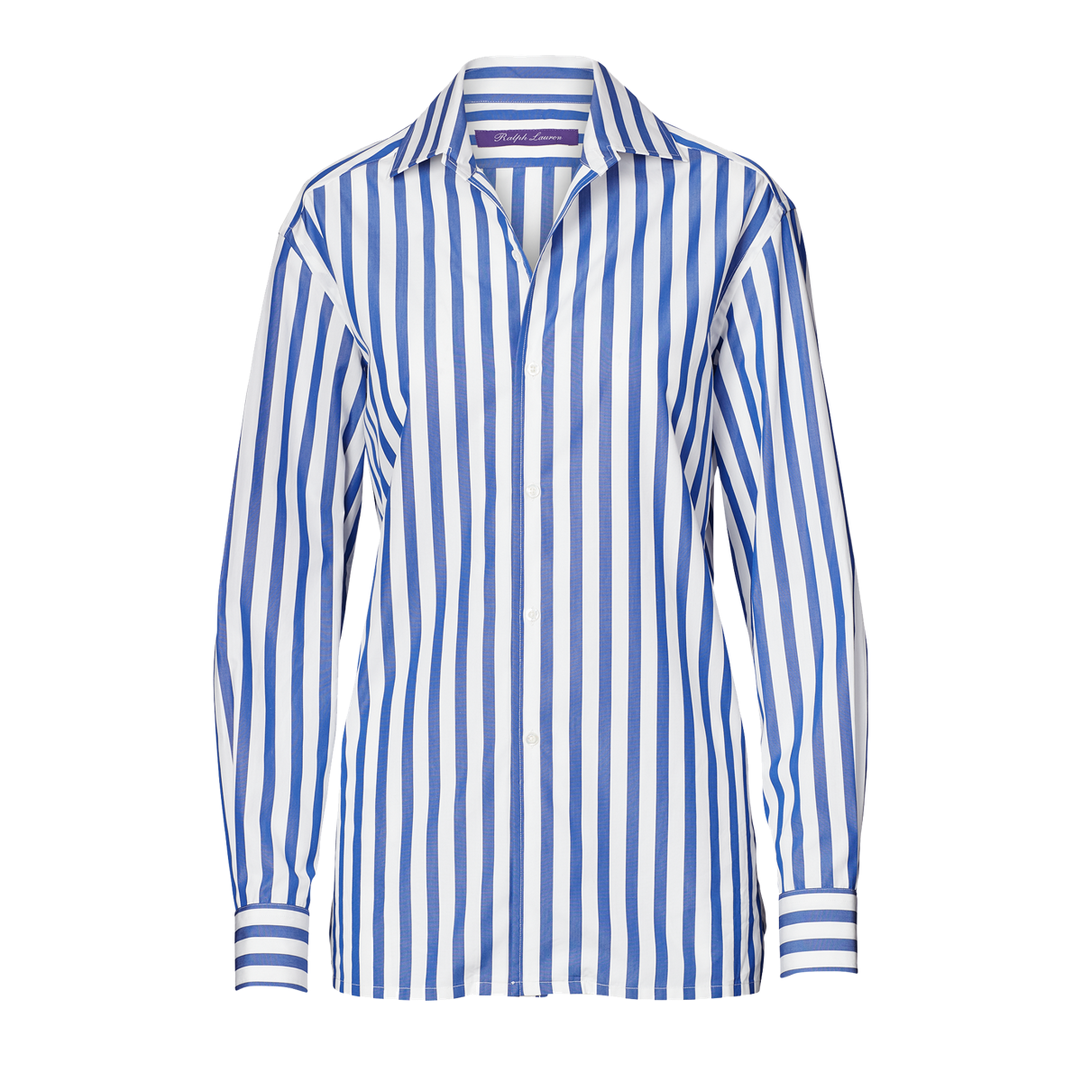 076a4a3d3 Striped Cotton Shirt