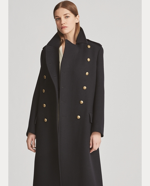 Collection Apparel The Officer's Coat 1