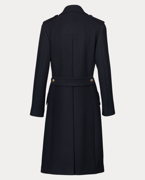 Collection Apparel The Officer's Coat 3
