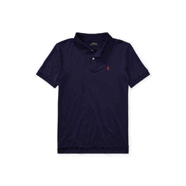 폴로 랄프로렌 보이즈 폴로셔츠 Polo Ralph Lauren Performance Jersey Polo Shirt,French Navy