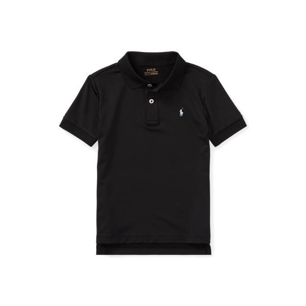 폴로 랄프로렌 남아용 폴로 셔츠 Polo Ralph Lauren Performance Jersey Polo Shirt,Polo Black