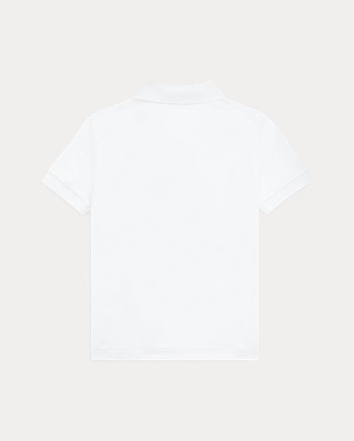 BOYS 1.5-6 YEARS Performance Jersey Polo Shirt 2