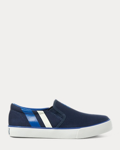 Paxon Canvas Slip-On Sneaker