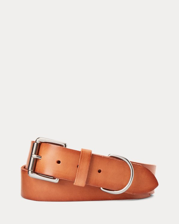 Equestrian Leather Belt