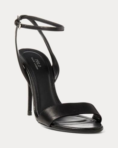 Ramona Nappa Leather Sandal
