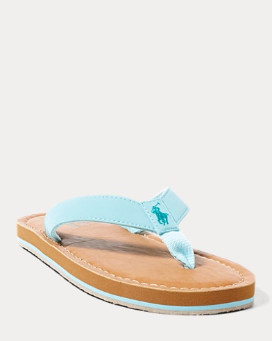 Lia Faux-Leather Sandal
