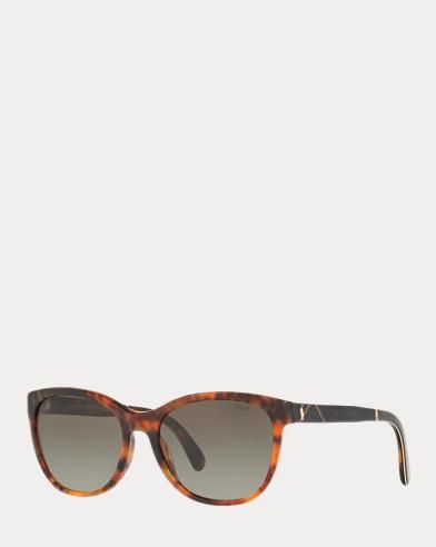 e9b14951da40 Tartan Butterfly Sunglasses. Polo Ralph Lauren