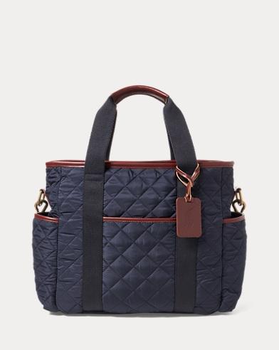 Sadie Quilted Changing Bag