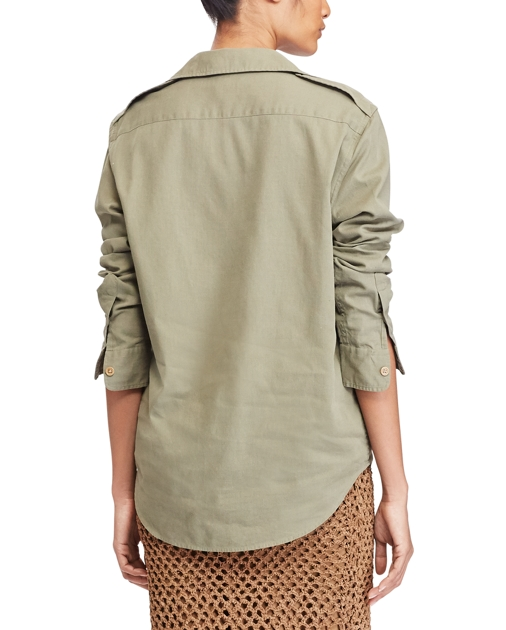 ce454d510 Polo Ralph Lauren Cotton-Linen Safari Shirt 4