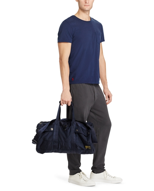 51b984855fc5 Polo Ralph Lauren Nylon Military Duffel Bag 5