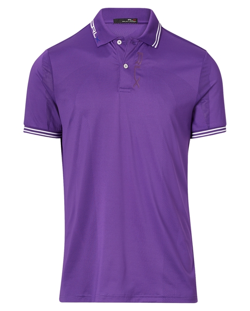 4f05d414e Custom Fit Jacquard Polo Shirt | Custom Slim Polo Shirts | Ralph Lauren