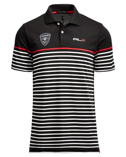 d4e9ba35 U.S. Open Active Fit Polo   Custom Slim Polo Shirts   Ralph Lauren