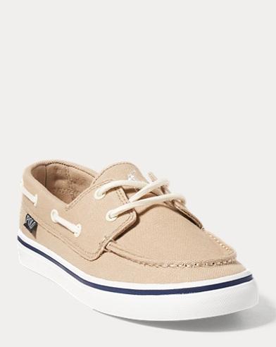 Chaussures bateauBatten en toile