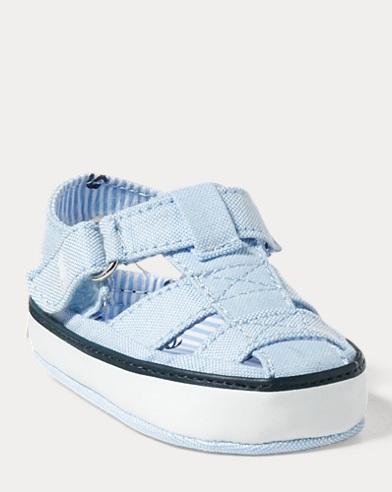Sandali sneaker in tela