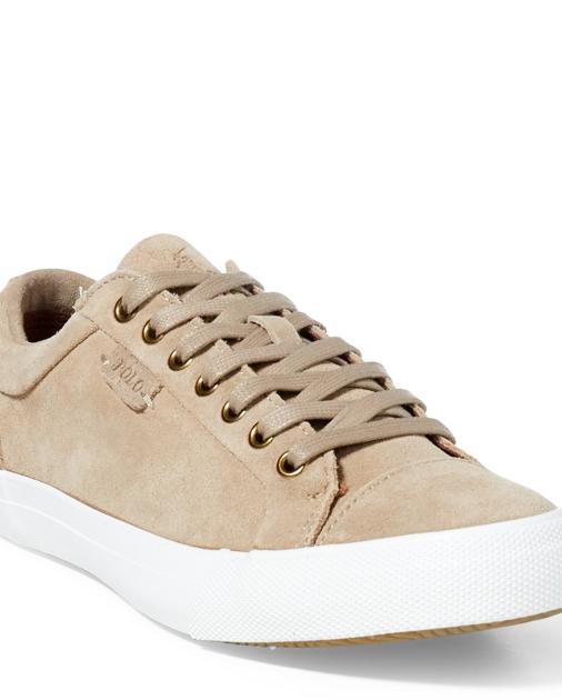 Geffrey Lauren Shoes Low SneakerSneakers Suede Top Ralph MVpLqSGjUz