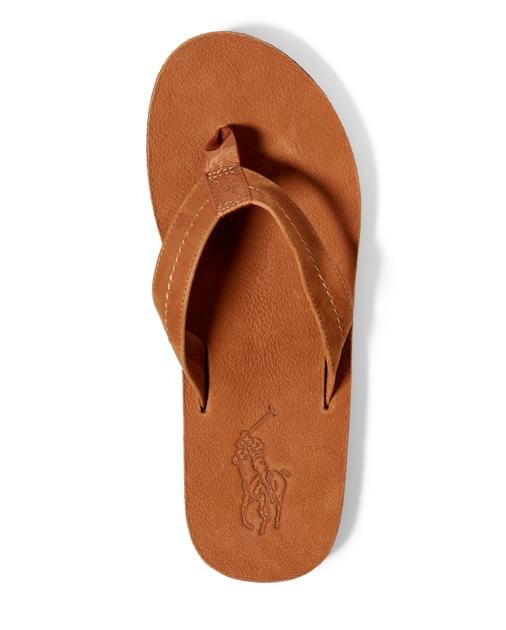 4a1d0ceb25d73 Polo Ralph Lauren Edgemont Nubuck Leather Sandal 3