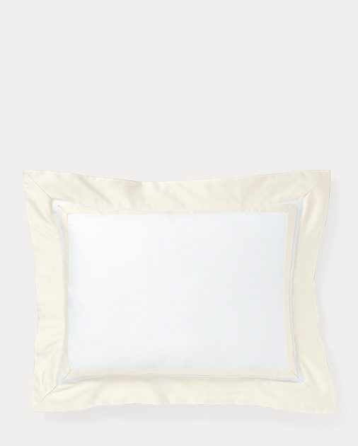 RL Bowery Sateen Throw Pillow