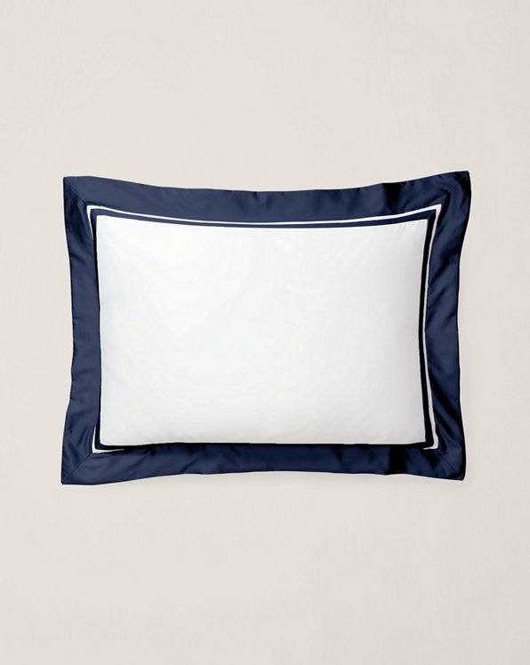 RL Bowery Sateen Throw Pillow