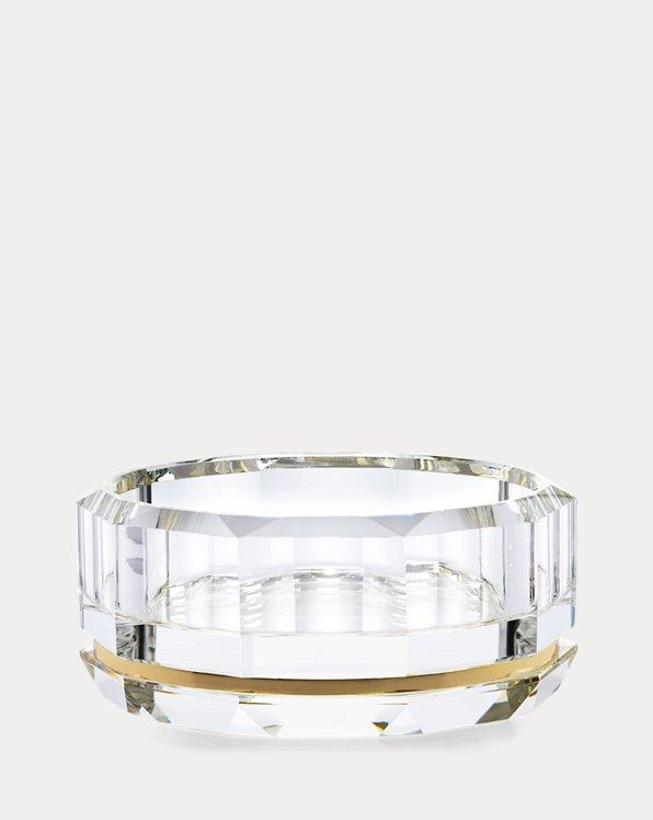 Leigh Crystal Centrepiece Bowl