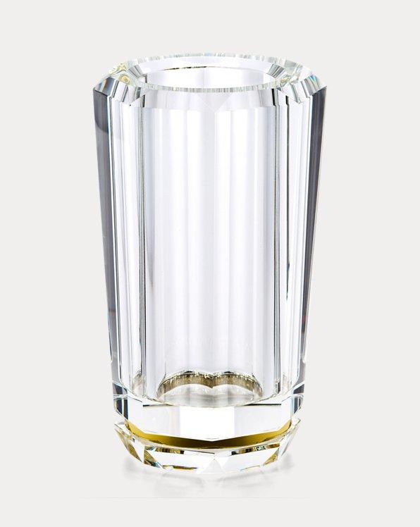Vase Leigh en cristal