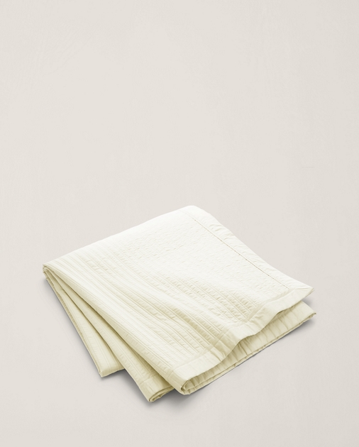 RL Reed Quilted Coverlet