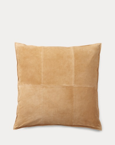 Reydon Suede Throw Pillow