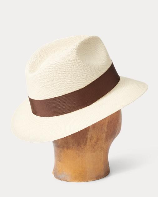 1e4c67b1c45a89 RRL Handwoven Straw Panama Hat 2