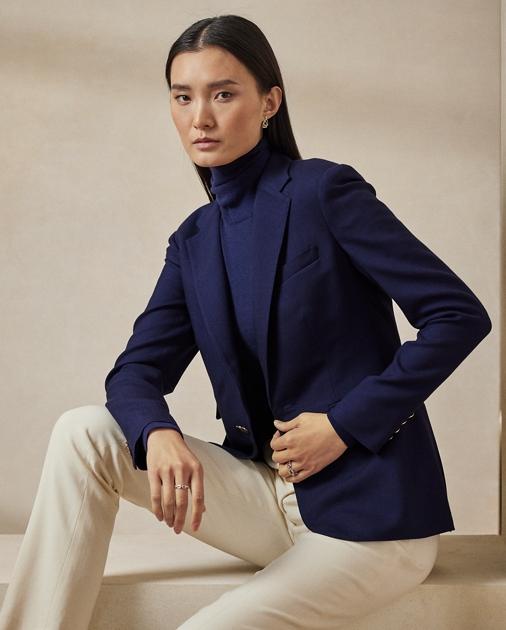Collection Apparel Parker Cashmere Jacket 1