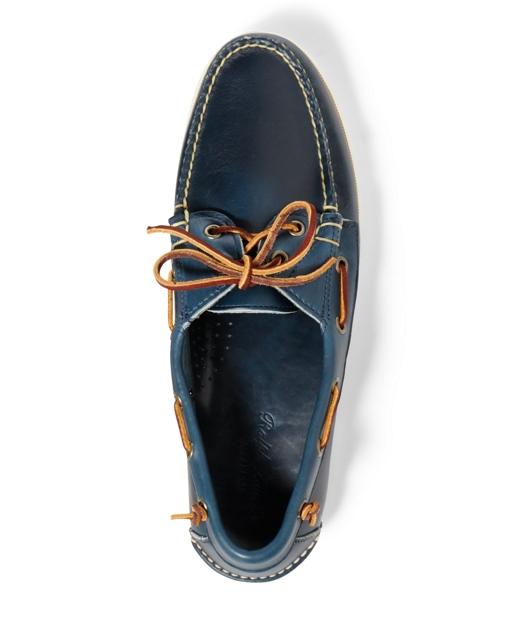 ab25a40596 Telford Calfskin Boat Shoe