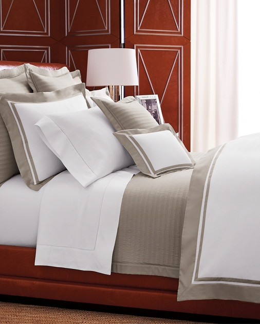 RL Bowery Bedding Collection