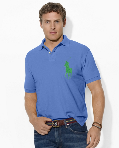 e5353352 Big & Tall Classic Fit Polo | Classic Fit Polo Shirts | Ralph Lauren