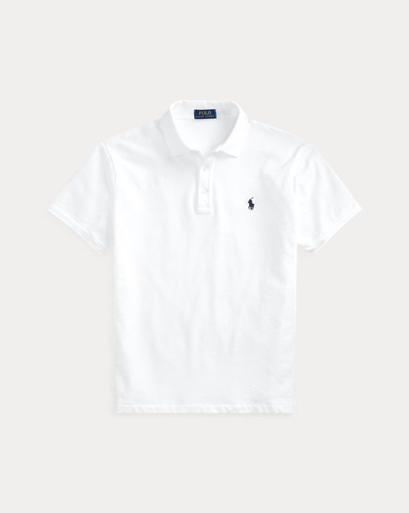 Polo de rizo Spa Custom Slim Fit