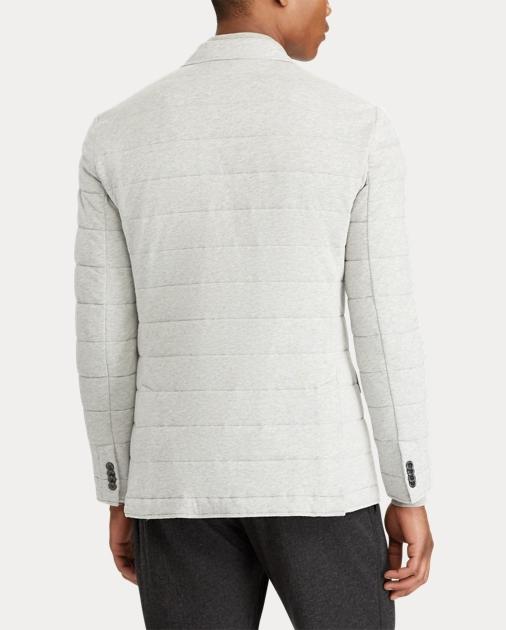 Lauren Ralph Coats Cotton Jersey Quilted JacketJacketsamp; UMpzVSGq