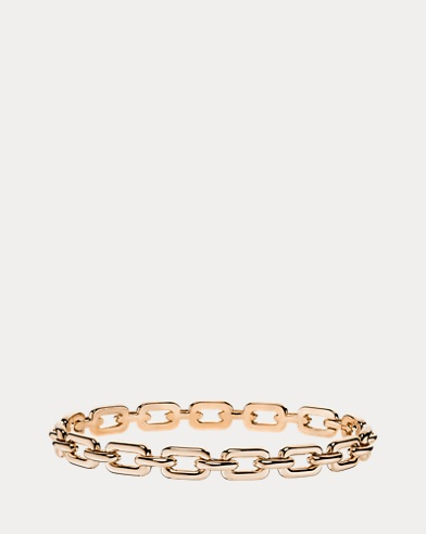 Narrow Rose Gold Bangle