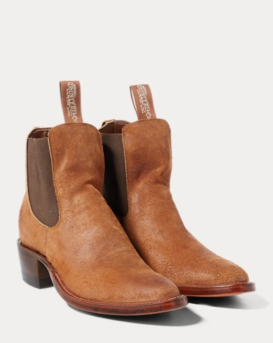 Chelsea Plainview Suede Boot