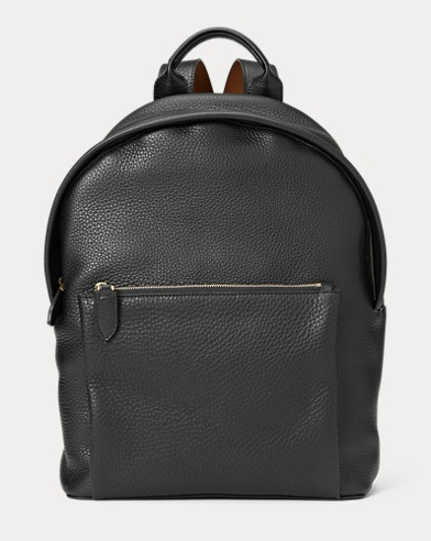 Grain Calfskin Backpack