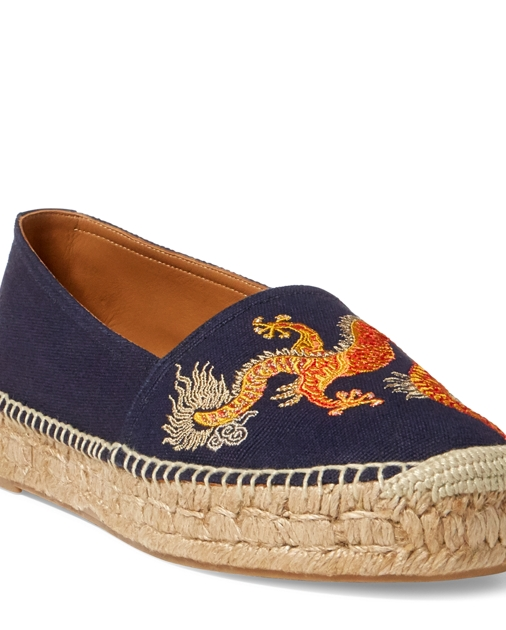 d31491533a8 Polo Ralph Lauren Joanne Embroidered Espadrille 1