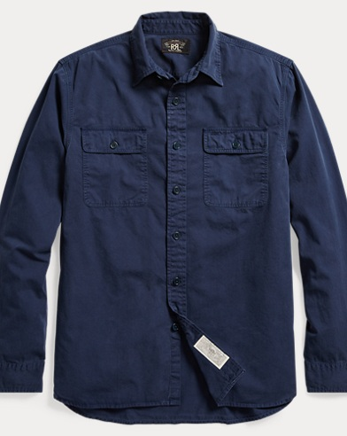 Cotton Twill Workshirt