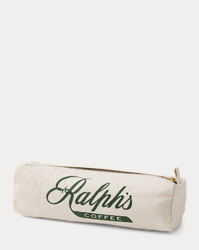 Ralph's Coffee Pencil Pouch