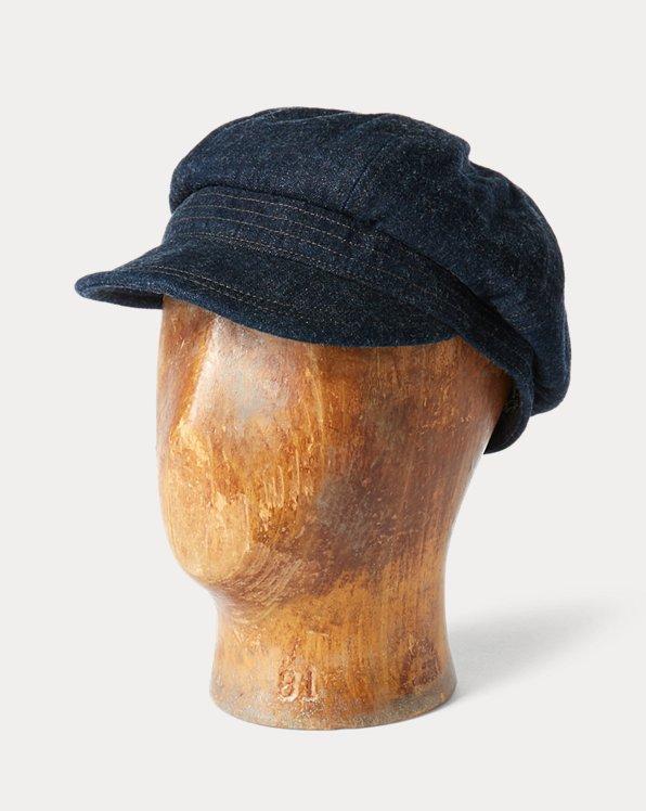 Japanese Denim Grady Cap
