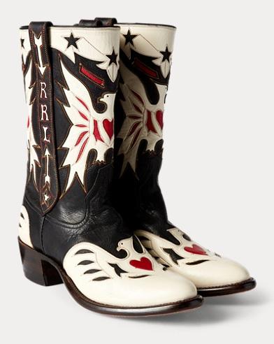New Plainview Calfskin Boot